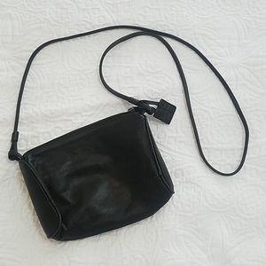 Vintage Amanda Smith leather crossbody purse